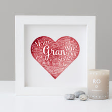 Personalised Watercolour 90th Birthday Gift