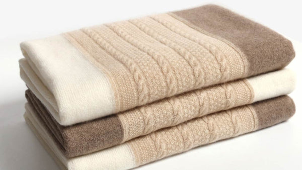 How to determine the quality of your cashmere scarf