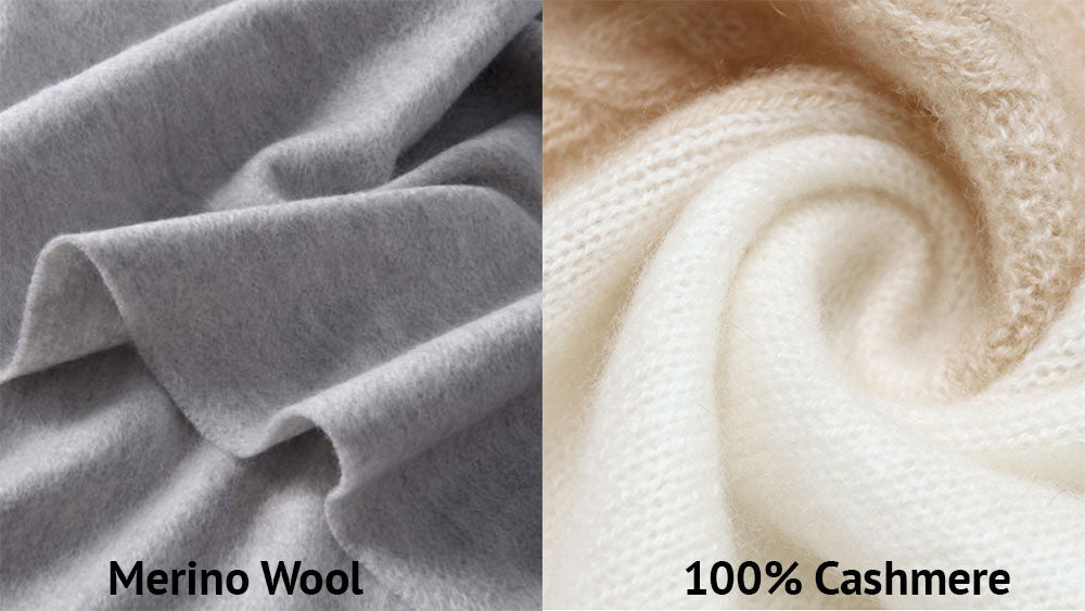 Wool vs. Cashmere Scarf: Choosing The Best Winter Scarf
