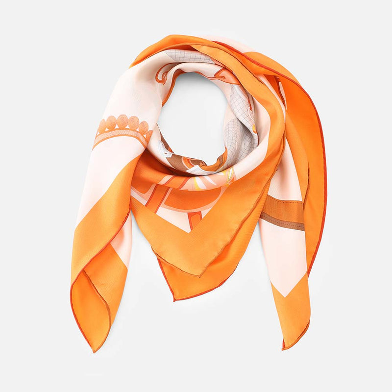 Unchained Melody Silk Scarf