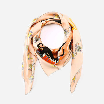 Utopia Silk Scarf