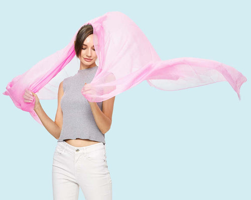 Featherweight Cashmere Scarf