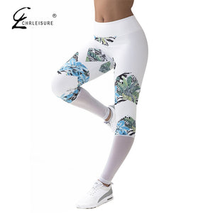 Bamboo Kitty Women Leggings Digital Print Mesh Leggins Activewear High Waist Leggings Harajuku White Leggings Jeggings S-XL