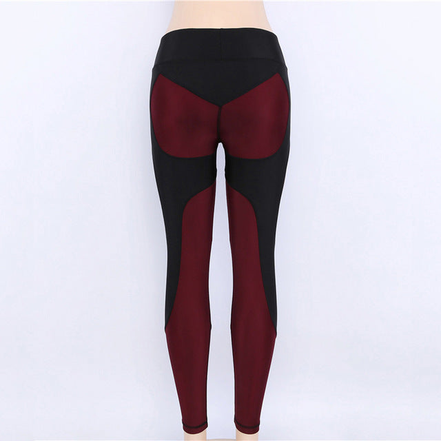 Simenual 2018 Heart legging sportswear activewear athleisure push up fitness jeggings athleisure sexy leggings for women sale