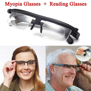 2d2326eb25 Dial Vision- The World s First Adjustable Eyeglasses – Gift Glad