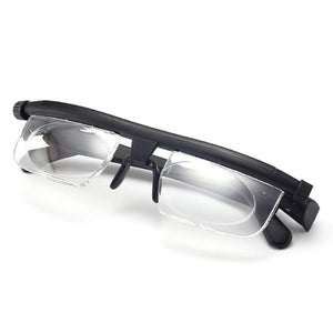 Dial Vision- The World's First Adjustable Eyeglasses