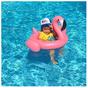 Inflatable Flamingo for Babies