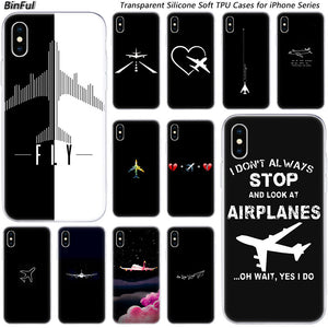 Airplane Phone Covers
