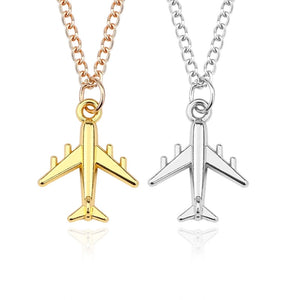 Airplane Necklaces & Pendants