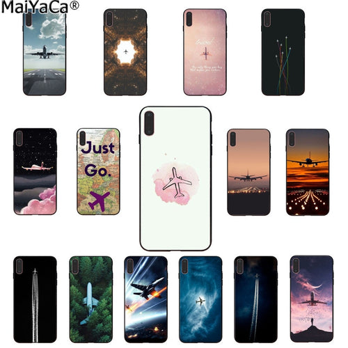 Aviation Phone Cases