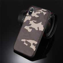 Army Green Camouflage Case