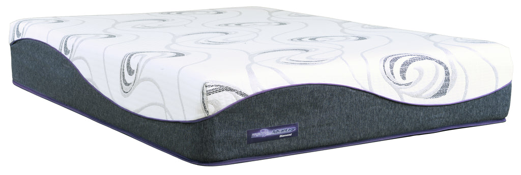 Diamond Super Plush Hybrid Mattress