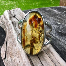 Baltic Amber Bangle, Rowena Watson Designs