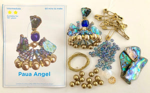 Paua Angel Kit