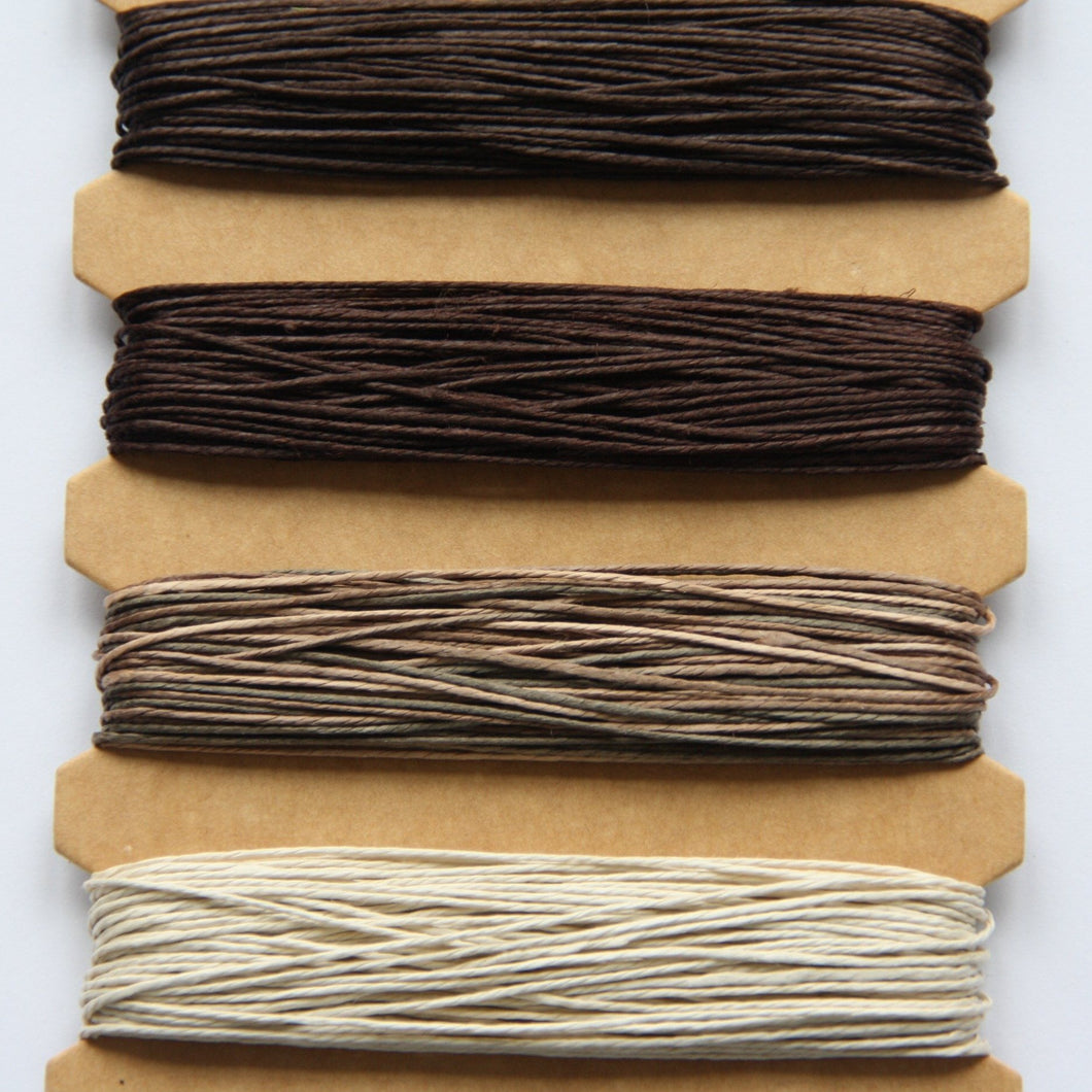 Hemp Cord, Neutral Colours, 10lb
