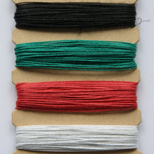 Hemp Cord, Primary Colours, 10lb
