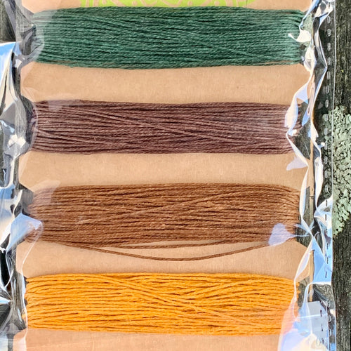 Hemp Cord, Fall Harvest, 10lb