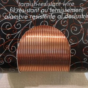 Non Tarnish Wire, Copper 16g