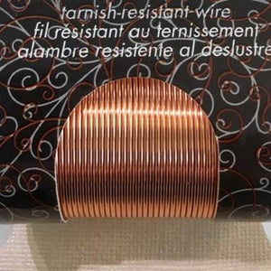 Non Tarnish Wire, Copper 24g