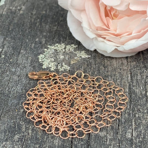 Rose Gold Fill Chain