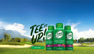 First Tee Shot - The Golfers Supplement Drink
