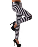 Pinstripe Leggings (1)