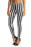 Pinstripe Leggings (2)