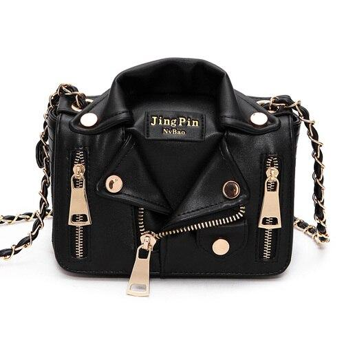 Cool Jacket Shaped Shoulder Bag