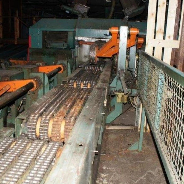 Log reducer BKR 600 - Swedabo