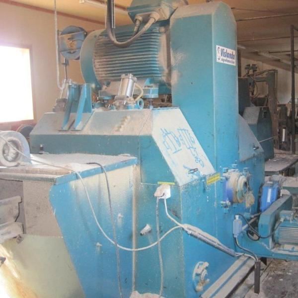 Used Multi Rip Saw 509-3F - Swedabo