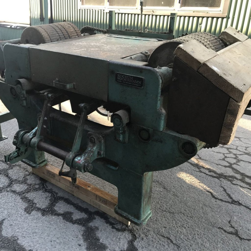 Used edge saw Soderhamn Kockum 511A - Swedabo