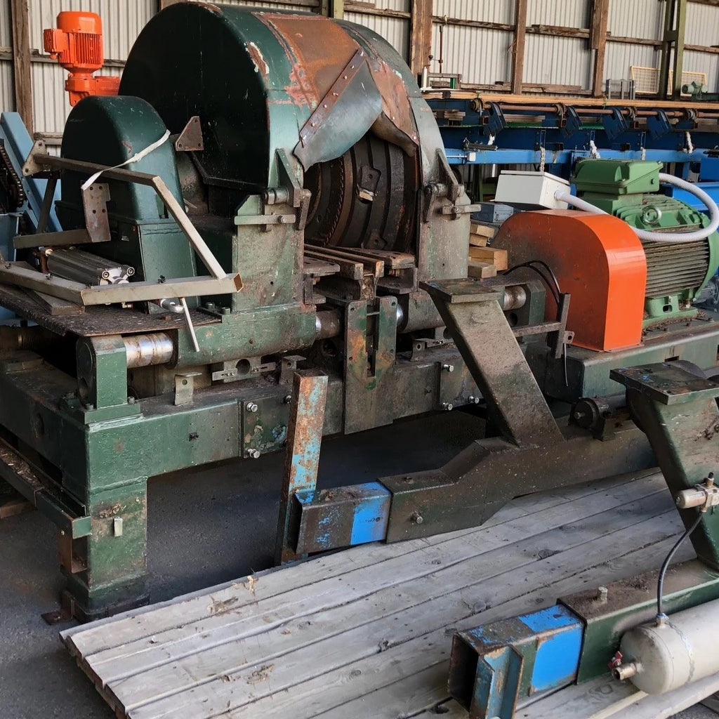 Used log Reducer - Swedabo