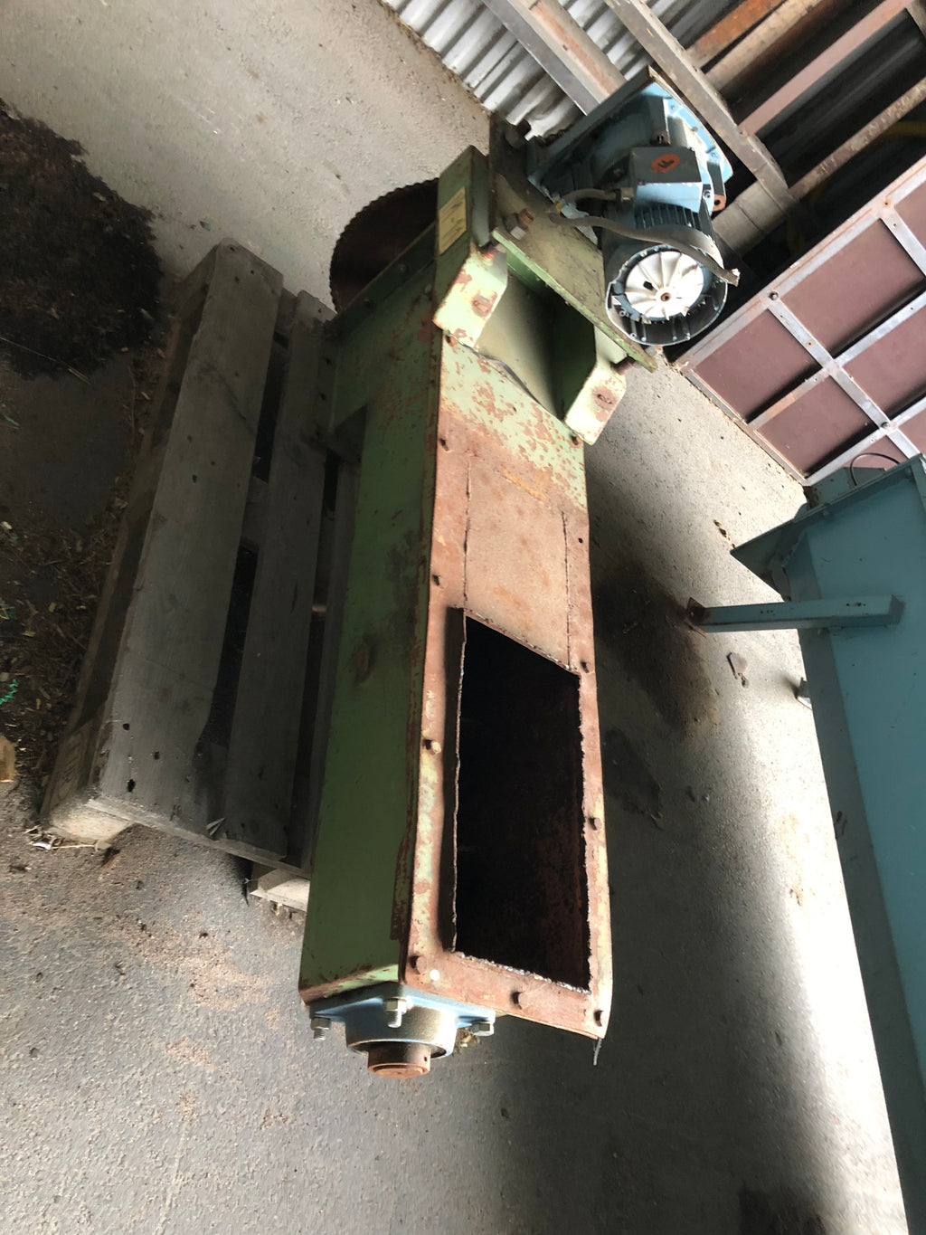 Used screw conveyor - Swedabo