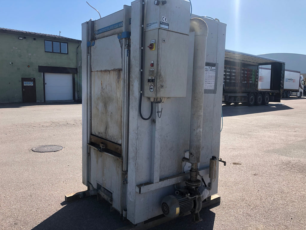 Used tool washing machine - Swedabo
