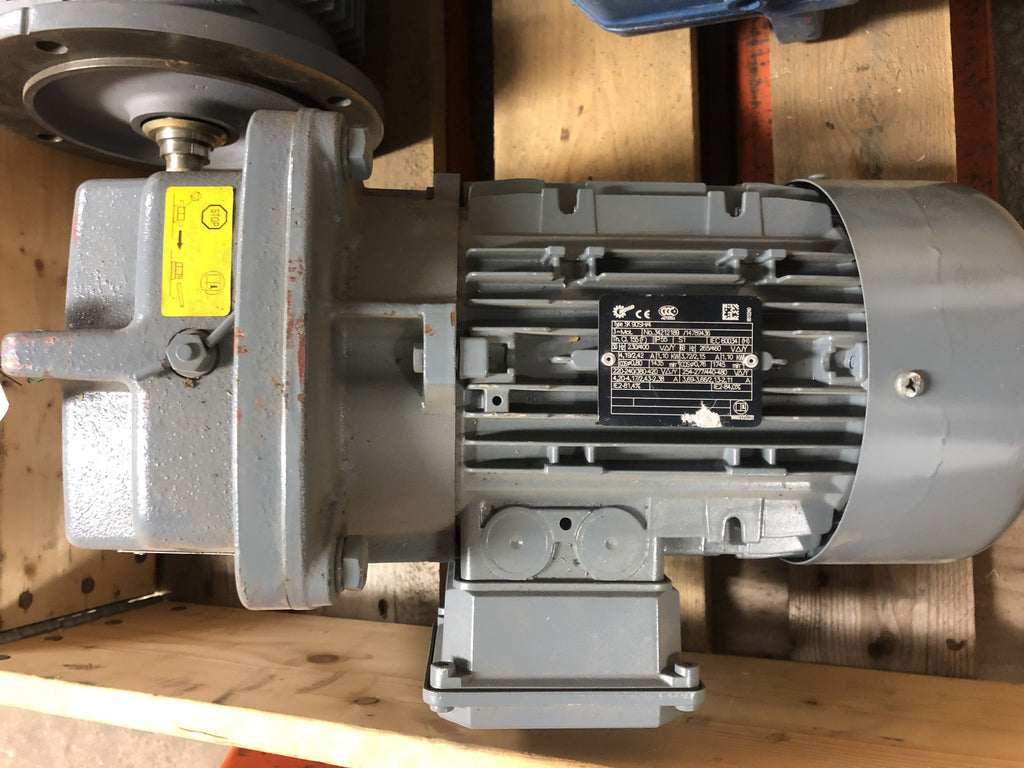 New electric motor 1,1 kW 1435 rpm - Swedabo