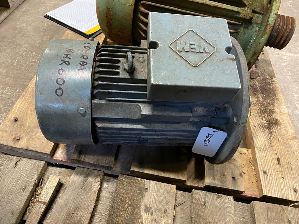 Electric motor 5,5 kW - Swedabo