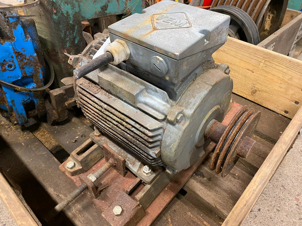 Electric motor 7,5 kW - Swedabo
