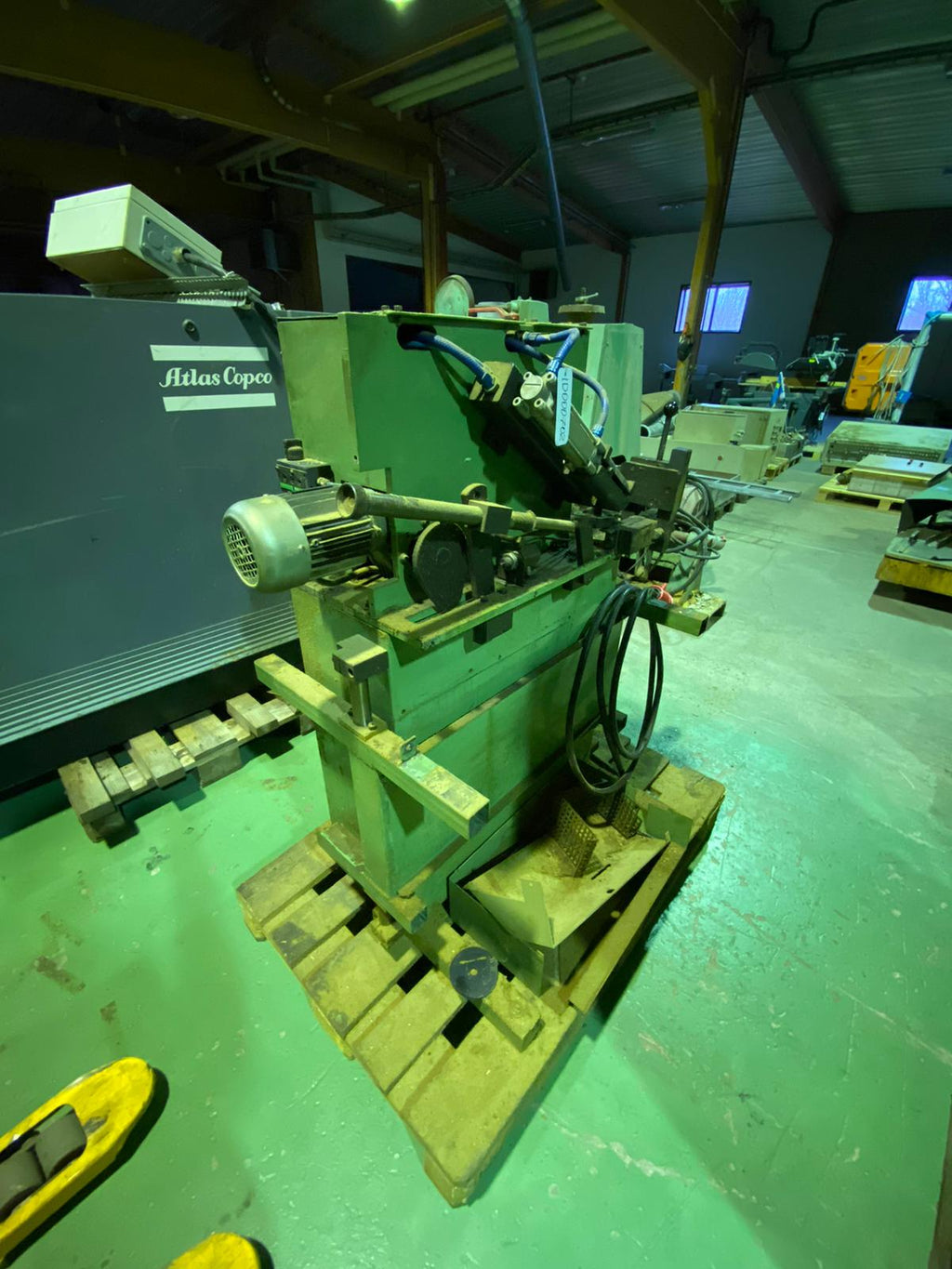 Jolting Machine Wedalco - Swedabo