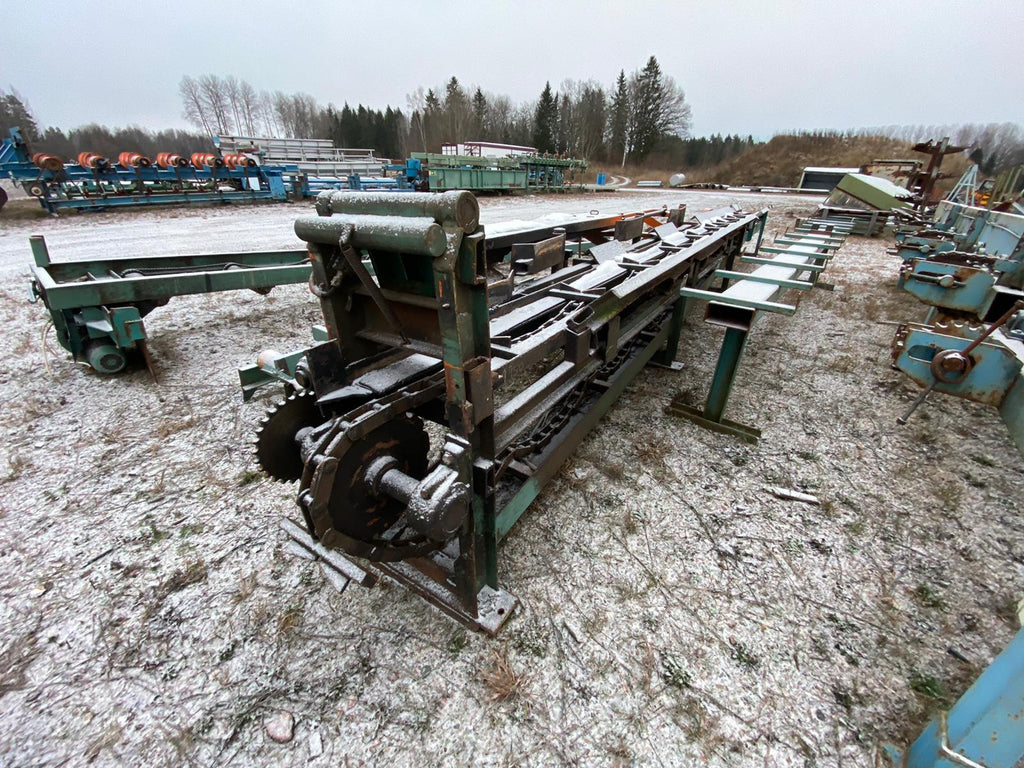 Log conveyor - Swedabo