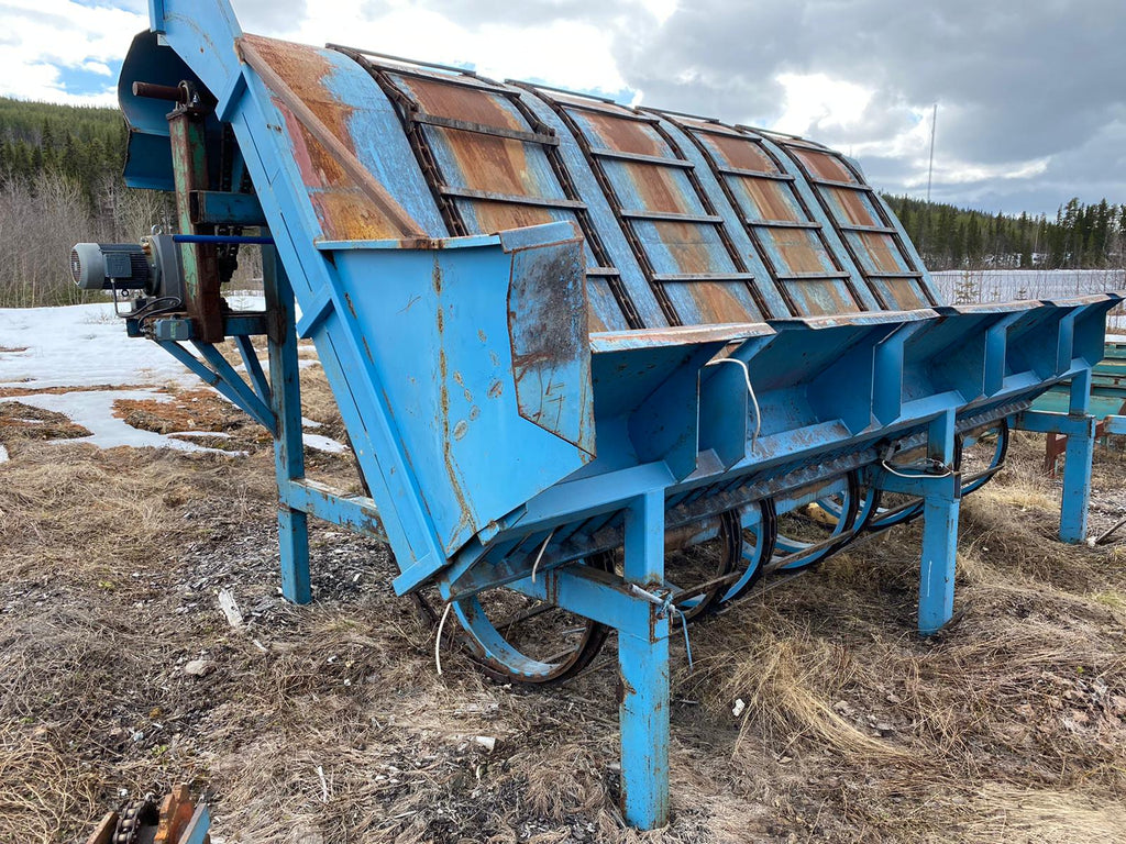 Used board elevator - Swedabo