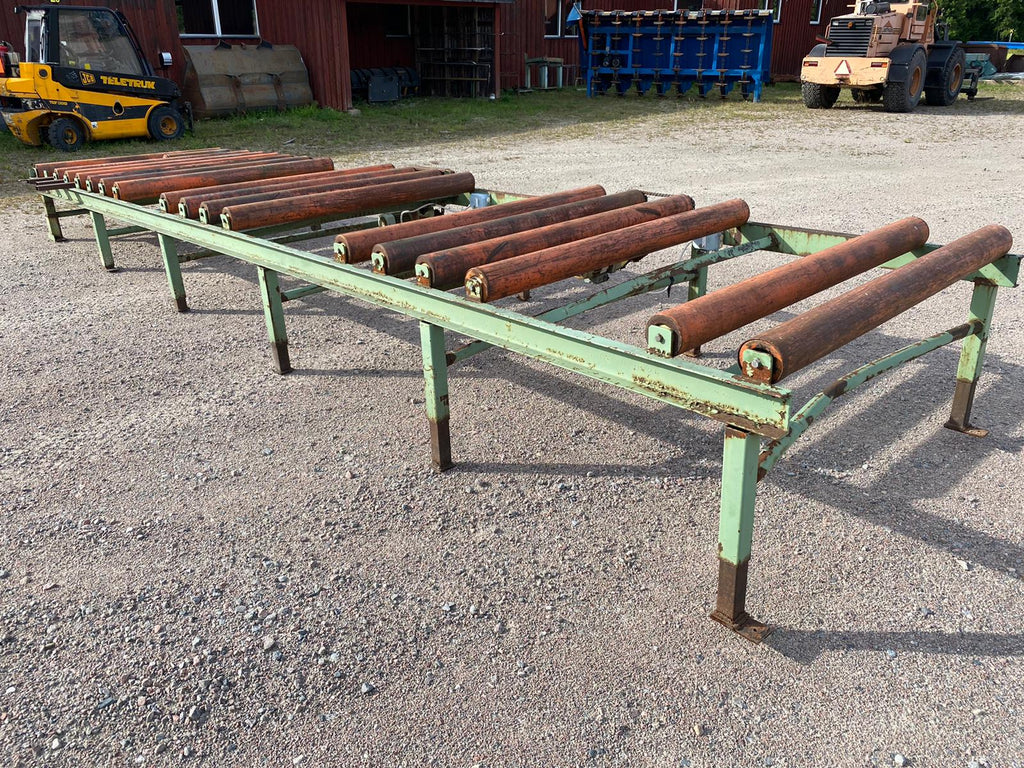 Roller conveyor - Swedabo