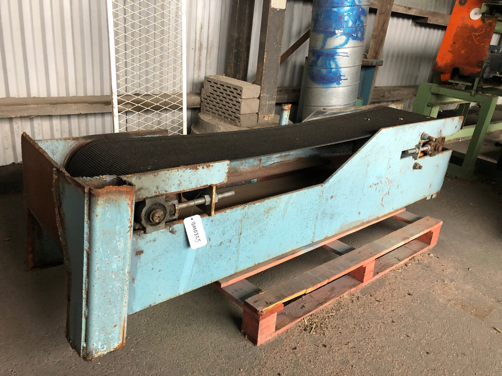Used belt conveyor - Swedabo