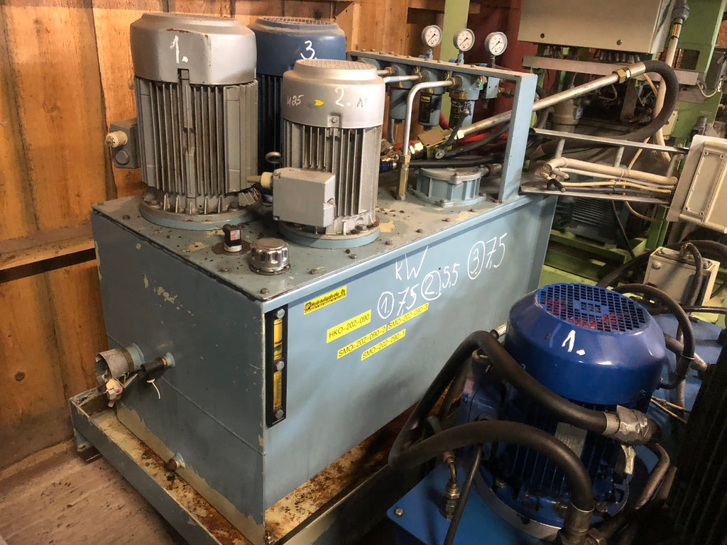 Used Hydraulic station - Swedabo
