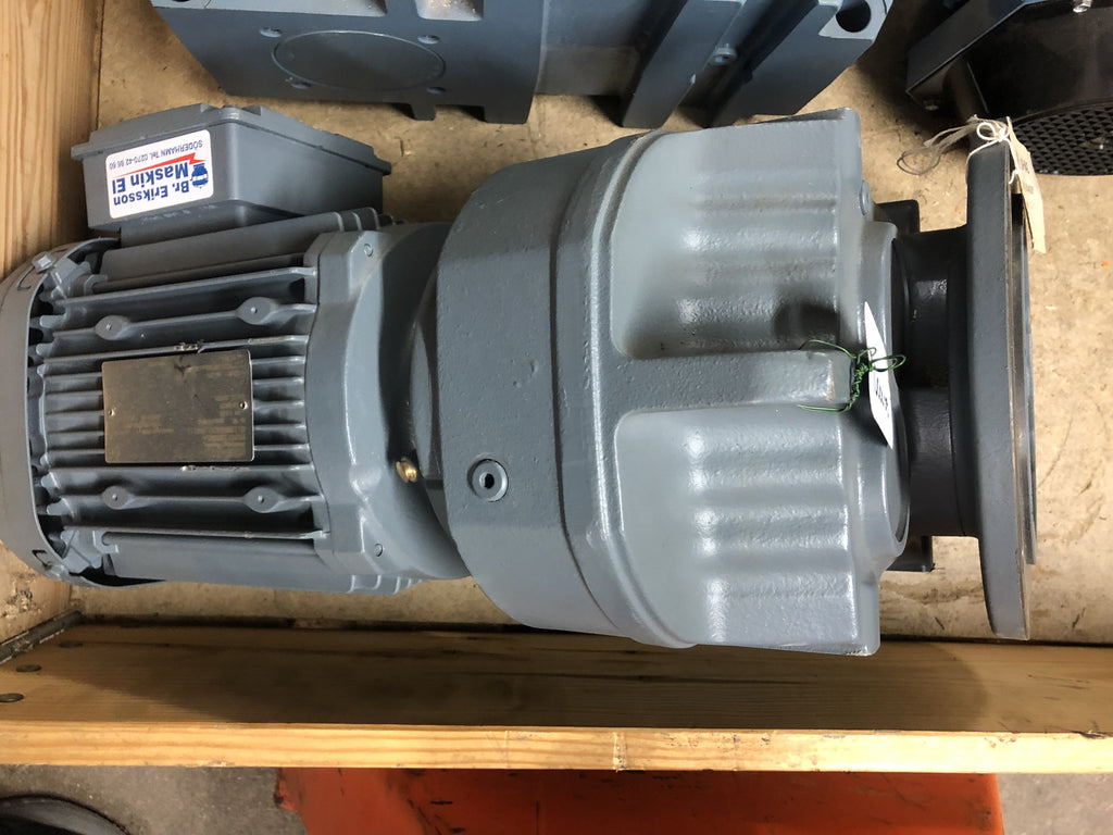 New electric motor 1,5 kW 1430 rpm - Swedabo