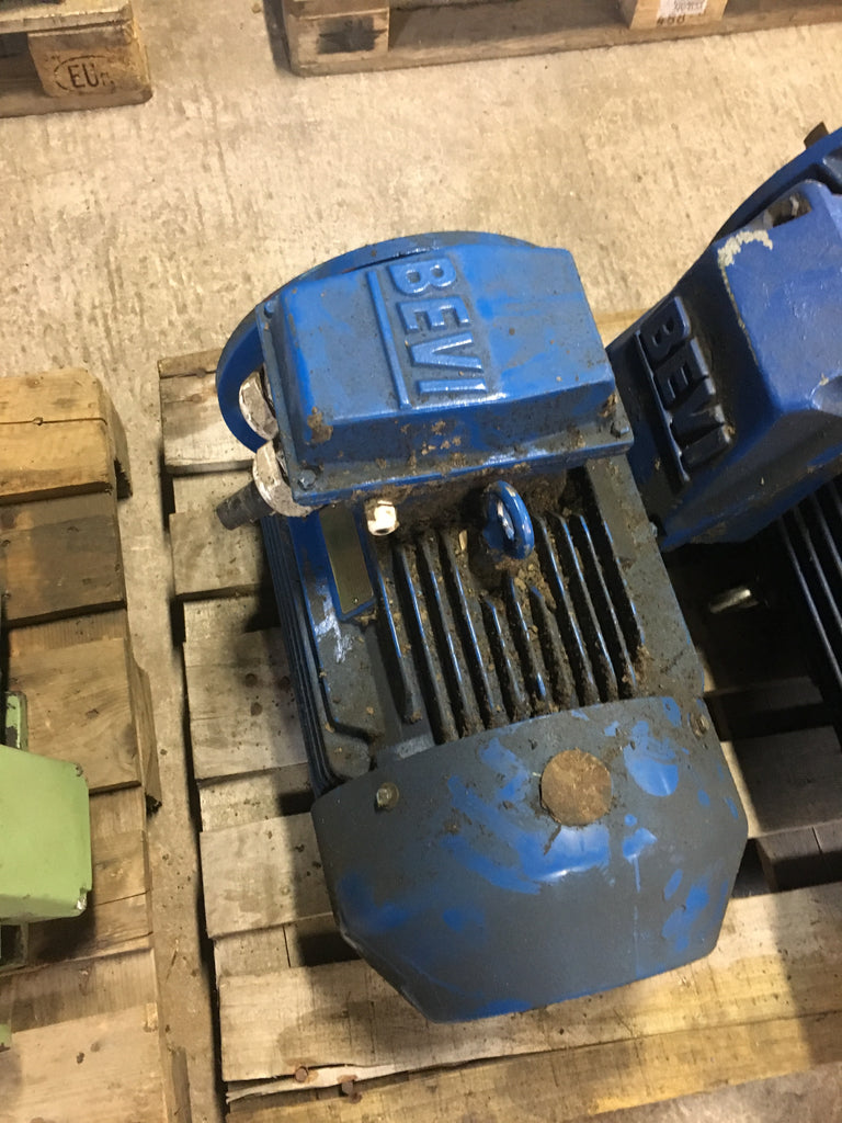 Used electric motor 15 kW 1470 r/m - Swedabo