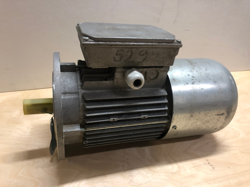Used electric motor 1,5 kW - Swedabo