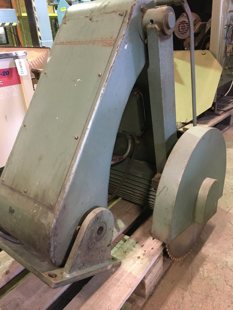 Used circular saw - Swedabo