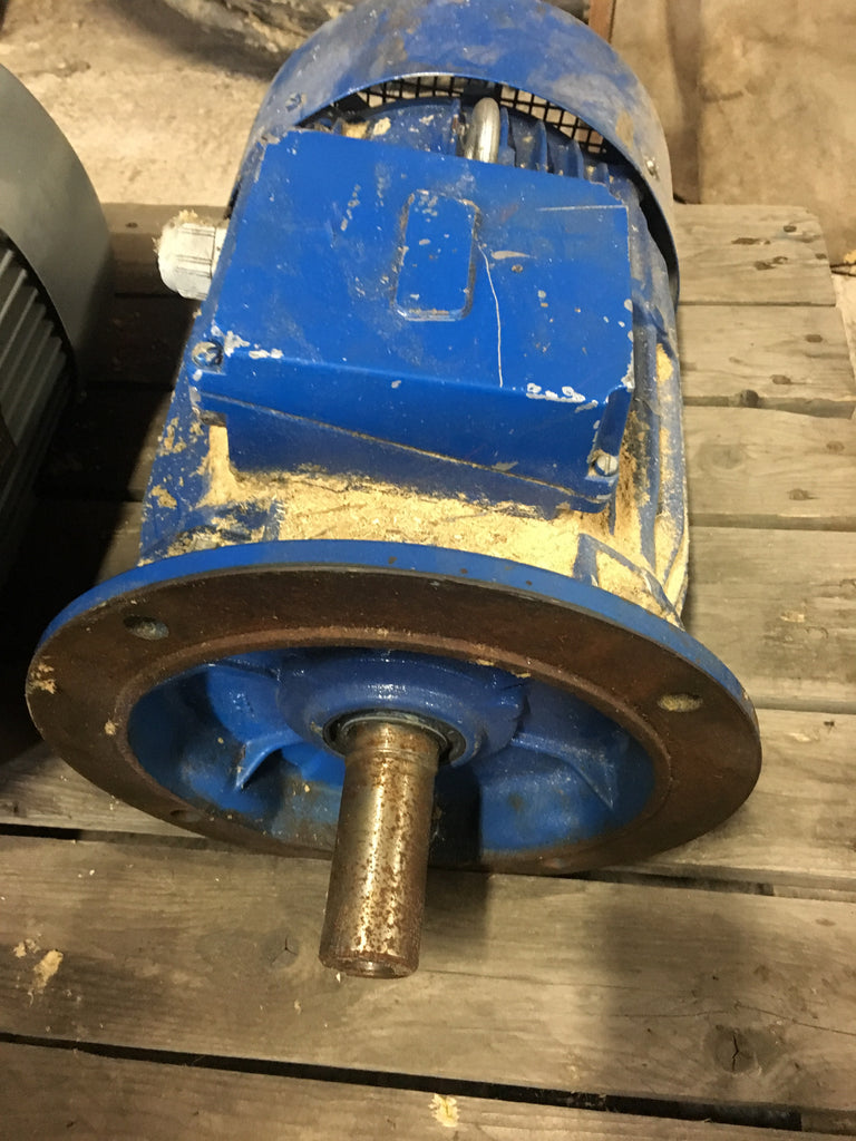 Used electric motor 11,7 kW 950 r/m - Swedabo