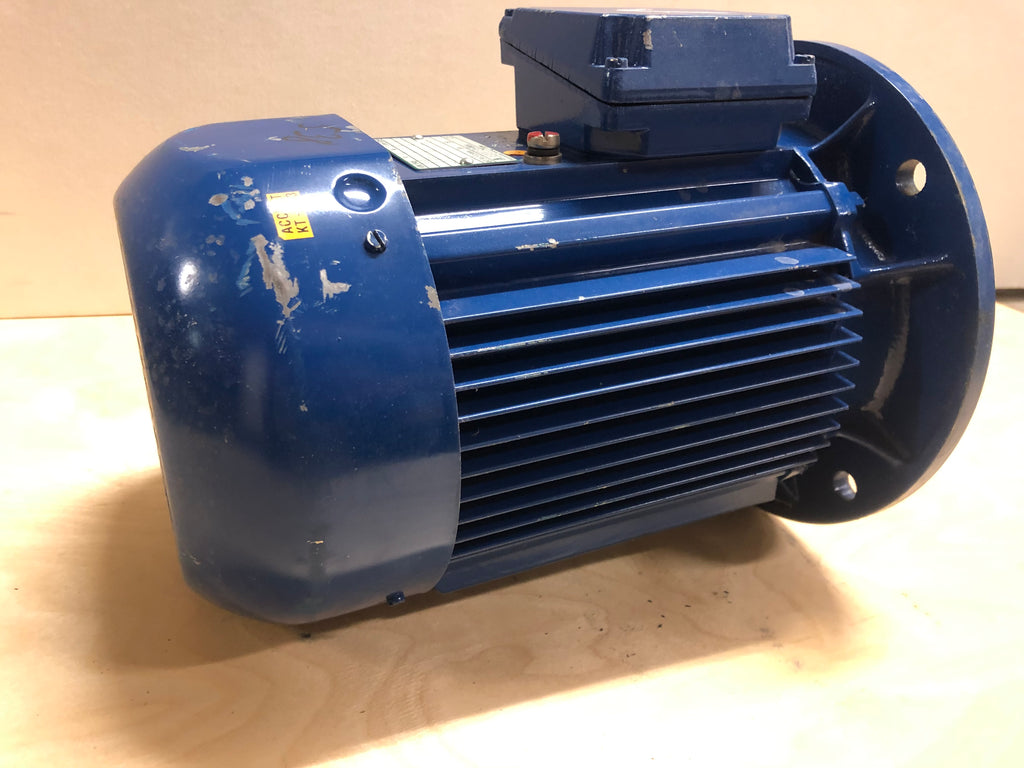 Used electric motor 3 kW - Swedabo