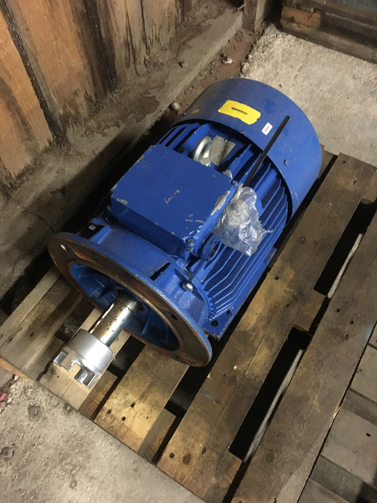 Used electric motor 15 kW - Swedabo
